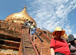 Myanmar launches $500m tourism plan