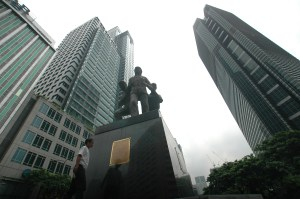 Ninoy-Aquino-Monument