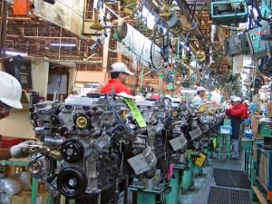Nissan engines