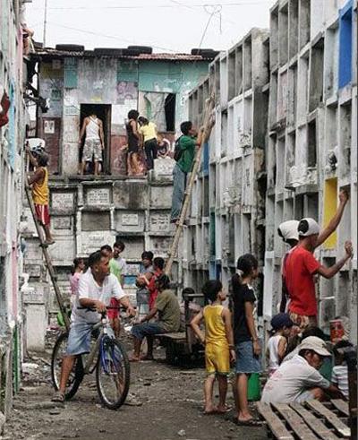Photoblog: Manila, the gates of hell?