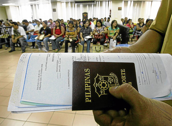 Filipinos' remittances to keep positive trend