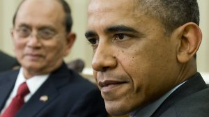 Obama Thein Sein