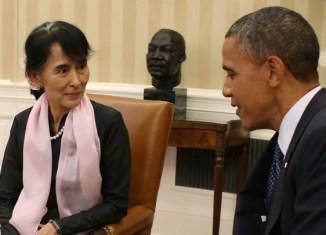 Obama Aung