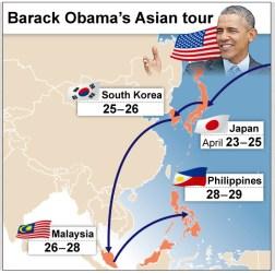 Obama tour