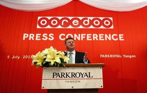Ooredoo's landmark deal in Myanmar a big step