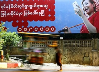 Ooredoo Myanmar starts trial run in mobile network