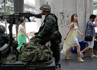Thailand to market martial law as 'tourist attraction'