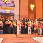 UAE Power Ladies attend Charity Fashion Show Dinner
