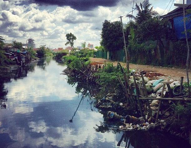 Phnom Penh's sewage problem (video)