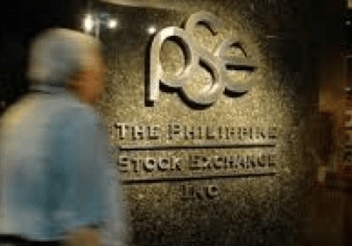 Philippine bourse breaks record mark