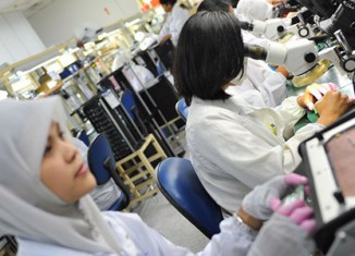 Offset sought for Penang's shrinking manufacturing exports