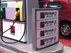 Petron pump