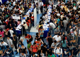 Philippine jobless number crosses 12 million
