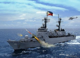 Philippines boosts military spending