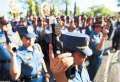 Phil police forces