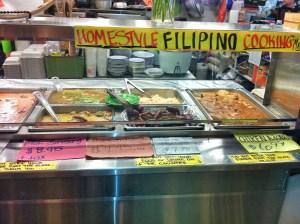Philippine food