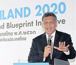 Surin heads new think tank in Thailand