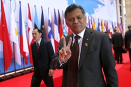 New ASEAN Secretary-General takes office