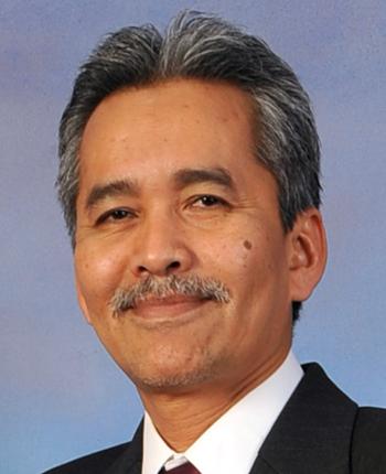 Professor Dato' Omar Osman USM's Vice Chancellor