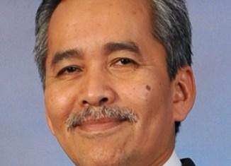 Professor Dato' Omar Osman USM's Vice Chancellor Small