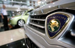 Malayisa's homegrown brand Proton has been protected from competitive imports