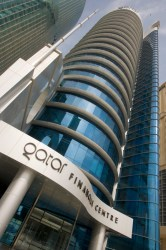 Qatar Financial Centre Building