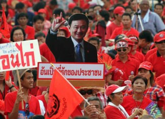 Thailand breaking up? Red Shirts want capital Chiang Mai