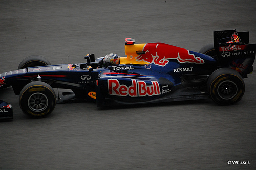 Red Bull and Aabar Investments discuss potential partnership