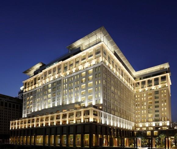 Union Properties sells Ritz Carlton in Dubai to pay off debts