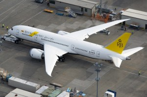 Royal Brunei Dreamliner