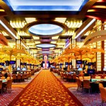 Singapore challenges Las Vegas in casino revenue