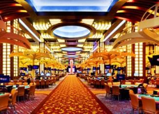 Singapore challenges Las Vegas in casino revenue