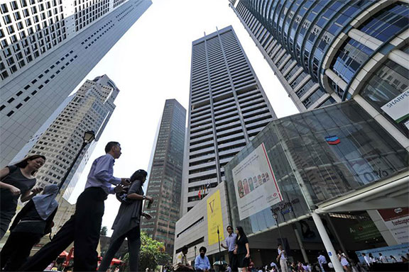 Unemployment in Singapore on the rise