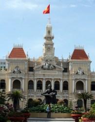 Saigon town hall_Arno Maierbrugger