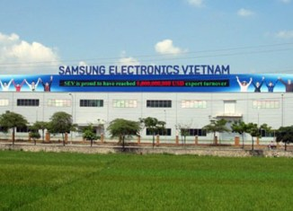 Vietnam's plans to invest in Samsung unclear
