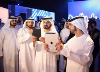 Loads of new apps for Dubai's smart city project in the making