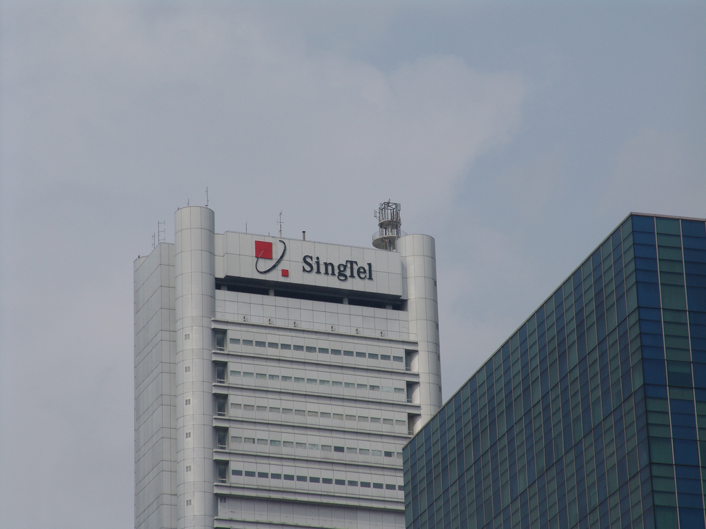 SingTel loses due to Bharti investment