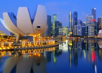 Singapore, Hong Kong best places for business worldwide