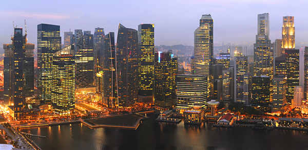 Commercial property deals in Singapore crash 50%