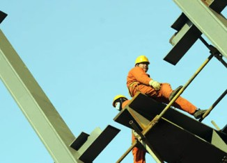 Worker shortage slows Singapore construction