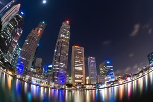 Singapore tops the Ease of Doing Business list of 24 Asia-Pacific countries