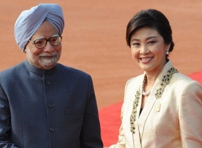India's Singh on Thailand visit