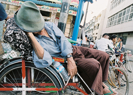 Myanmar's huge Dawei project falls asleep
