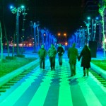 Smart lighting key technology for smart cities
