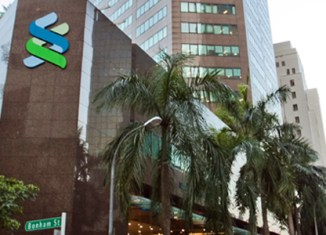 Standard Chartered bank data stolen in Singapore