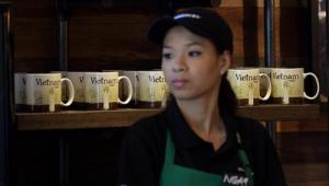 Starbucks in vietnam