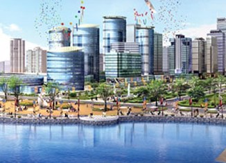 Daewoo builds new city in Vietnam