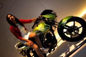 TVS bike
