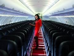 Thai Airasia X attendant
