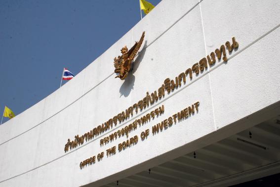 Thai investment bids reach record high